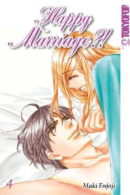 Happy Marriage?! Sammelband 04