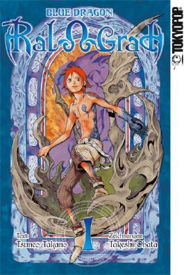 Blue Dragon - RalΩGrad Sammelband 01