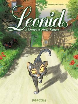 Leonid - Abenteuer eines Katers 01