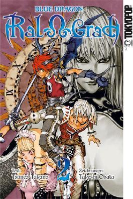 Blue Dragon - RalΩGrad Sammelband 02