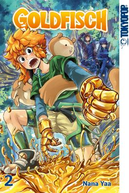 Goldfisch 02