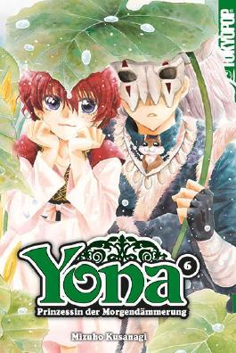 Yona - Prinzessin der Morgendämmerung 06