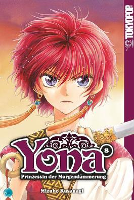 Yona - Prinzessin der Morgendämmerung 08