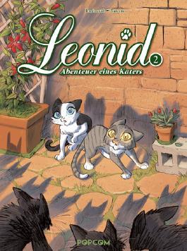 Leonid - Abenteuer eines Katers 02