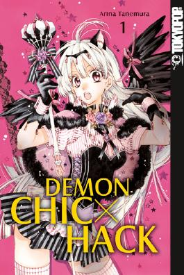 Demon Chic x Hack 01