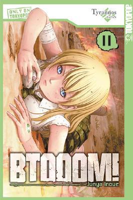 BTOOOM! 11