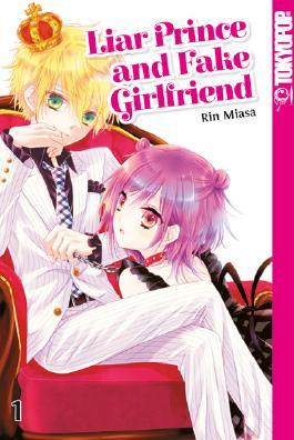 Liar Prince and Fake Girlfriend 01