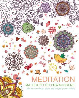 Malen und entspannen: Meditation