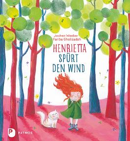 Buchdeckel von Henrietta spürt den Wind
