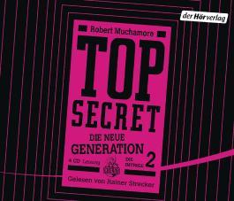 TOP SECRET - Die neue Generation 2: Die Intrige
