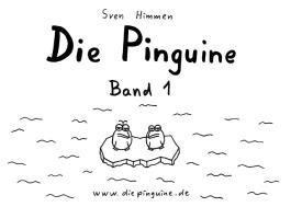 Die Pinguine - Band 1