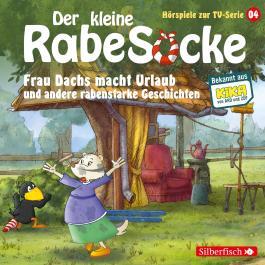 Der kleine Rabe Socke - Frau Dachs macht Urlaub und andere rabenstarke Geschichten