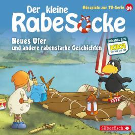 Der kleine Rabe Socke - Neues Ufer und andere rabenstarke Geschichten