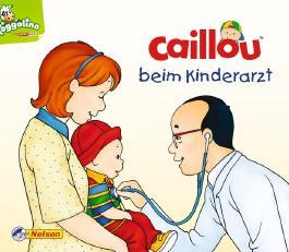 Caillou beim Kinderarzt