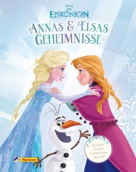 Disney Die Eiskönigin: Annas und Elsas Geheimnisse