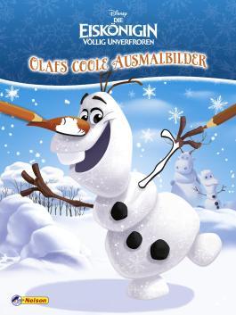 Disney Die Eiskönigin: Olafs coole Ausmalbilder