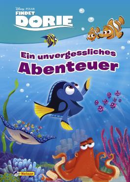 Disney Findet Dorie: Ein unvergessliches Abenteuer