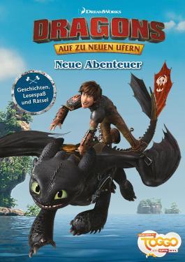 """DreamWorks Dragons """"Auf zu neuen Ufern"""": Neue Abenteuer"""