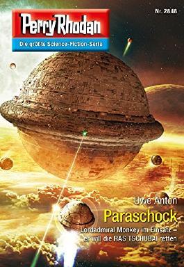 """Perry Rhodan 2848: Paraschock (Heftroman): Perry Rhodan-Zyklus """"Die Jenzeitigen Lande"""" (Perry Rhodan-Erstauflage)"""
