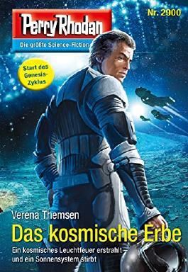 """Perry Rhodan 2900: Das kosmische Erbe (Heftroman): Perry Rhodan-Zyklus """"Genesis"""" (Perry Rhodan-Erstauflage)"""