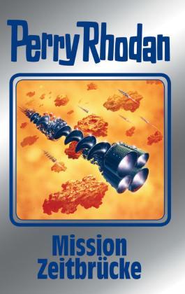 """Perry Rhodan 121: Mission Zeitbrücke (Silberband): 3. Band des Zyklus """"Die Kosmische Hanse"""" (Perry Rhodan-Silberband)"""