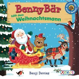 Benny Bär hilft dem Weihnachtsmann
