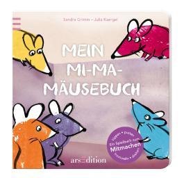 Mein Mi-Ma-Mäusebuch