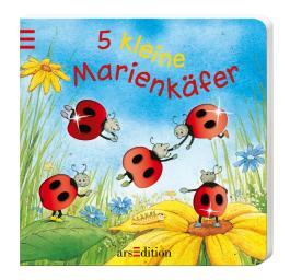 5 kleine Marienkäfer