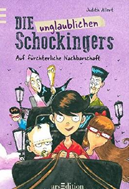 Die unglaublichen Schockingers - Auf fürchterliche Nachbarschaft