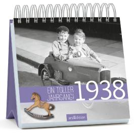 1938 - Ein toller Jahrgang!