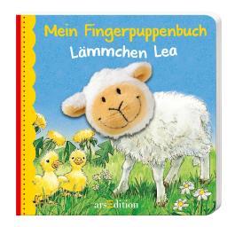 Mein Fingerpuppenbuch Lämmchen Lea