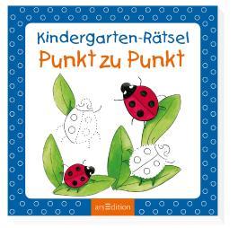 Kindergarten-Rätsel Punkt zu Punkt