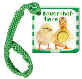 Mein Foto-Buggybuch Bauernhoftiere