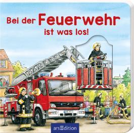 Bei der Feuerwehr ist was los!