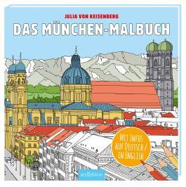 Das München-Malbuch
