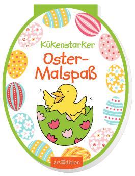 Kükenstarker Oster-Malspaß VE 5