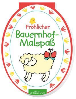 Fröhlicher Bauernhof-Malspaß VE 5