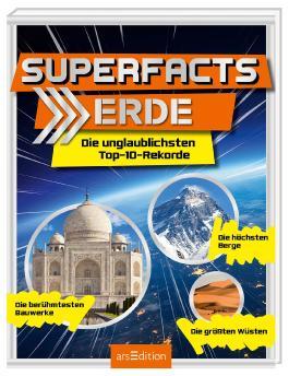 Superfacts Erde