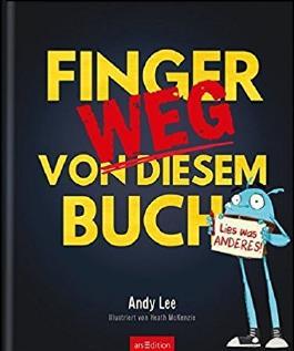 Finger weg von diesem Buch