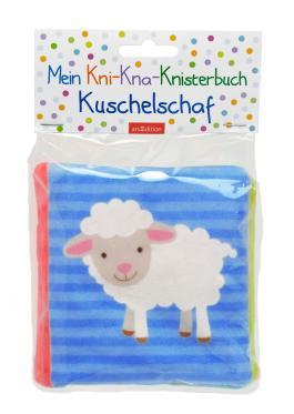 Mein Kni-Kna-Knisterbuch - Kuschelschaf