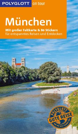POLYGLOTT on tour Reiseführer München
