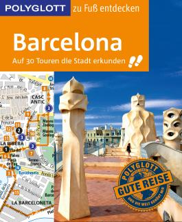 POLYGLOTT Reiseführer Barcelona zu Fuß entdecken