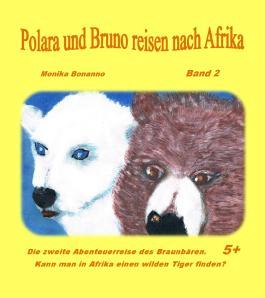 Polara und Bruno reisen nach Afrika