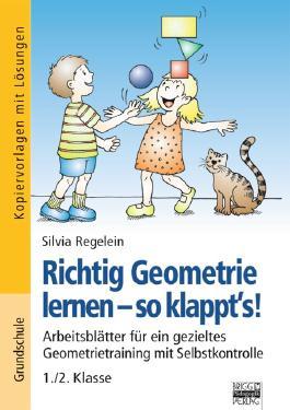 Richtig Geometrie lernen - so klappt s!