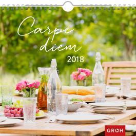 Carpe diem – genieße das Leben! 2018