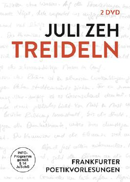Juli Zeh – Treideln