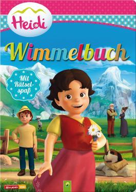 Wimmelbuch Heidi
