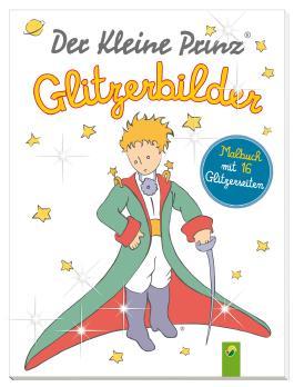Der Kleine Prinz - Glitzerbilder