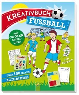 Kreativbuch Fußball