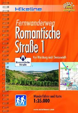 Fernwanderweg Romantische Straße 1